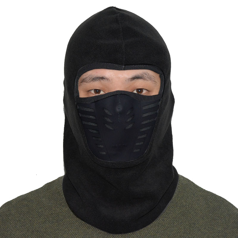 2017 Winter Warmer Cycling Face Mask Windproof Dust-proof Fleece Bike Full Face Scarf Mask Neck Bicycle Snowboard Ski Mask (9)