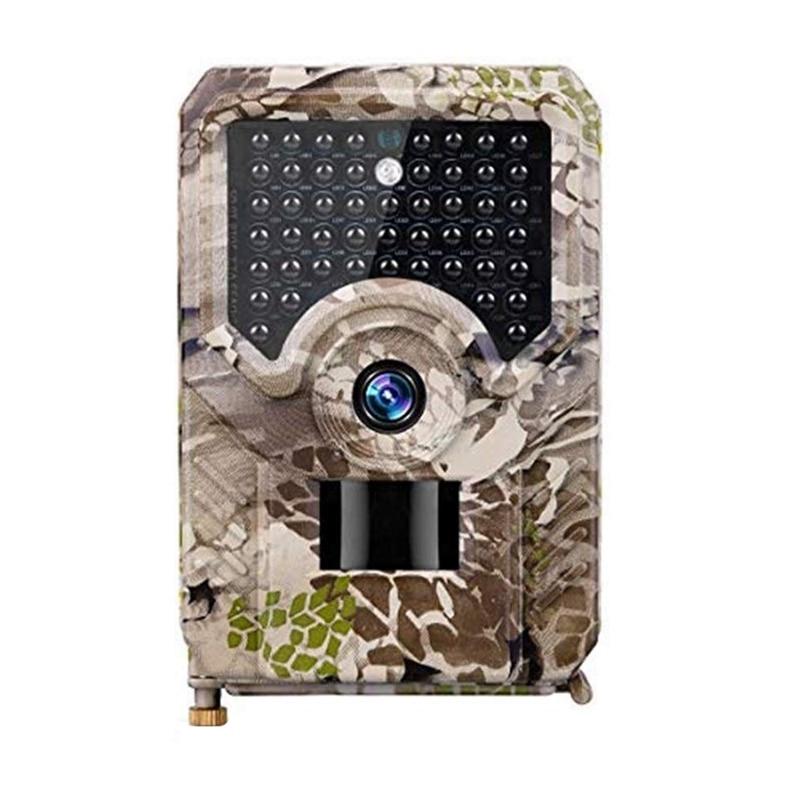HOT Trail Game Camera,1080P Hd Ir Led Hunting Camera Waterproof Wildlife 950Nm Infared Night-Vision Photo Traps Scouting Motion