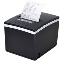 Thermal-Pos-Printer Cutting Receipt Automatic 80mm USB Serial Three-Ports Are