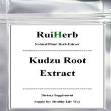 Nature Kudzu Root Extract Powder Pueraria Lobata free shipping