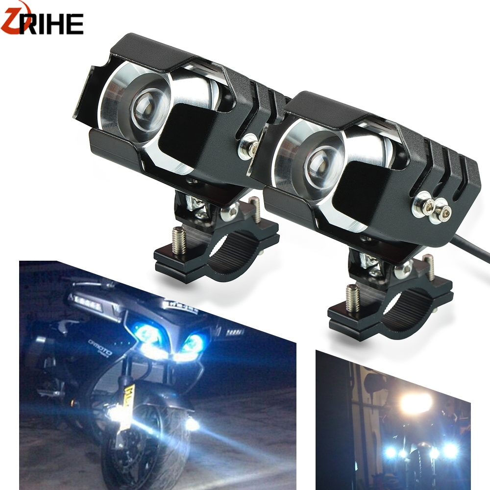 Motorcycle Fog Light For KTM 390 ADVENTURE 2019-2020 LED Auxiliary Driving Lamp 40W 1290 Adventure R/S 1290 Super Duke ADV R/S/T