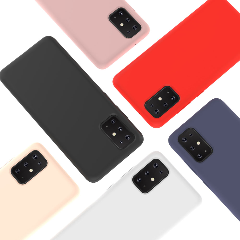 Soft TPU Case For Samsung Galaxy A31 A21 A51 A71 A01 A21S A41 M11 M21 M31 M51 S9 S10 S20 Plus Ultra S10e A10 A20 A30 A50 A70