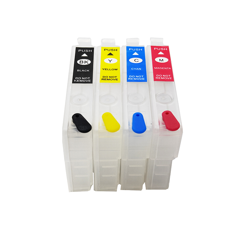 Купить vilaxh t34 34 xl многоразовый картридж без чипа для epson wf3725