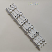 5 Set=20PCS LED Backlight Bar For LG 49