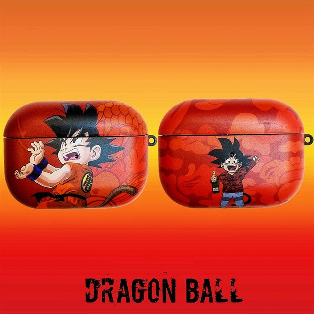 Dragon Ball Anime Bluetooth Earphone Case For Apple Airpods Pro
