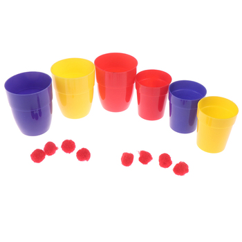 magic elixir stage size gimmick magic props prophecy illusions stage magia toys professional magician mystery party magic show 1 set Medium Large Size Magic Three Cups And Balls Magic Tricks Close Up Stage Magic Props Magician Magic Kids Toys