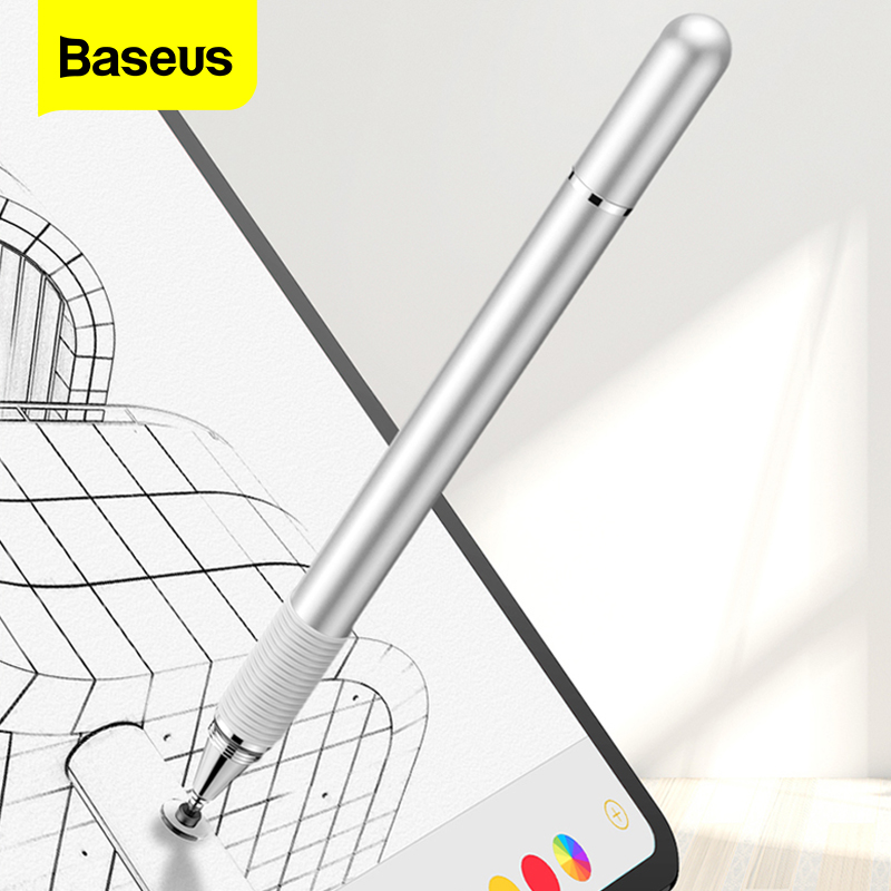 Baseus Capacitive Stylus Pen Touch Screen Pen For Apple Pencil 2 IPad Pro 9.7 10.5 12.9 2018 Tablet IPhone Smart Phone Penna Pen