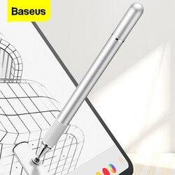 Baseus Capacitive Stylus Pen Touch Screen Pen For Apple Pencil 2 iPad Pro 9.7 10.5 12.9 2018 Tablet iPhone Smart Phone Penna Pen