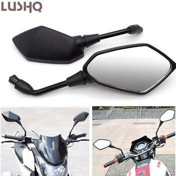 Espejo retrovisor para motocicleta SUZUKI, espejo retrovisor de 8MM y 10MM para...