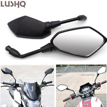 Espejo retrovisor para motocicleta YAMAHA, accesorio para Moto YAMAHA MT09 R1 2012...