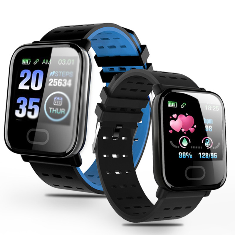 Smart Watch Men Women Android 2020 Kids Fitness Bracelet Smartwatch Smart Watch Bluetooth For Xiaomi huawei iphone 1