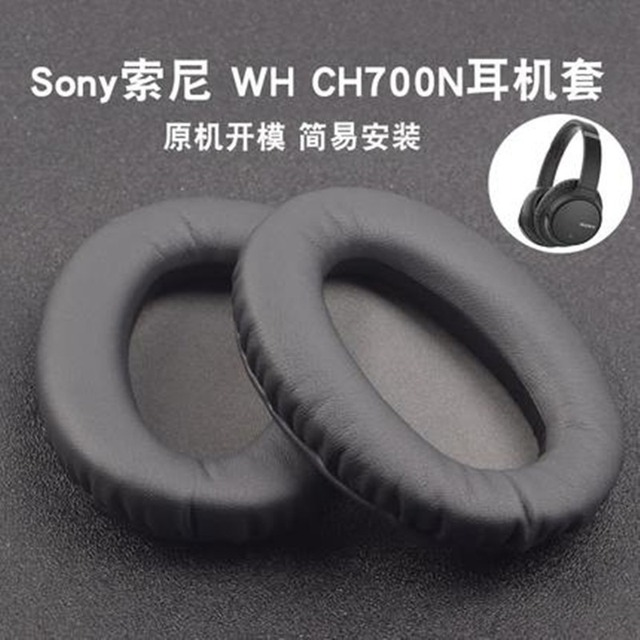 WH-CH700N Ear Pads for SONY WH-CH700N CH700N Headphone Replacement Ear Pad Cushion Cups Cover Earpads Repair Parts
