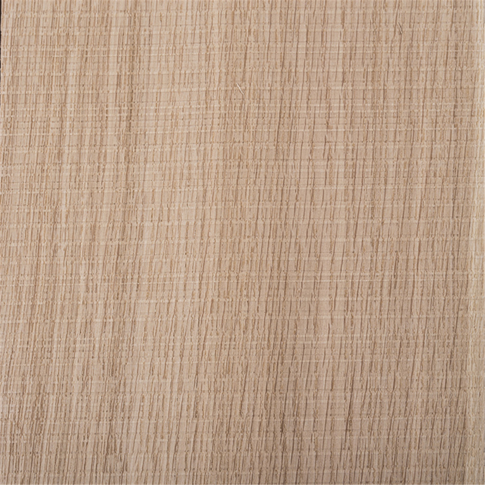 Natural Genuine White Oak Rough Cut Wood Veneer Furniture Veneer About 15cm X 2.5m 0.4mm Thick Q/C