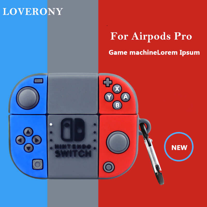 Loverony Silicone Case For Airpods Pro 2 1 Bluetooth Earphone Protective Cover Headphone Charging Box Apple Air Pods Pro 3 Case Earphone Accessories Aliexpress