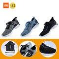 Мужские кроссовки для бега Xiaomi YouPin City  дышащие кроссовки с защитой от бактерий  3 вида цветов  новинка 2019