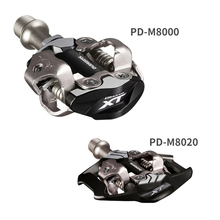 SPD Pedals Mtb-Components Bicycle Racing-Mountain-Bike-Parts Self-Locking M8020 Shimano Xt