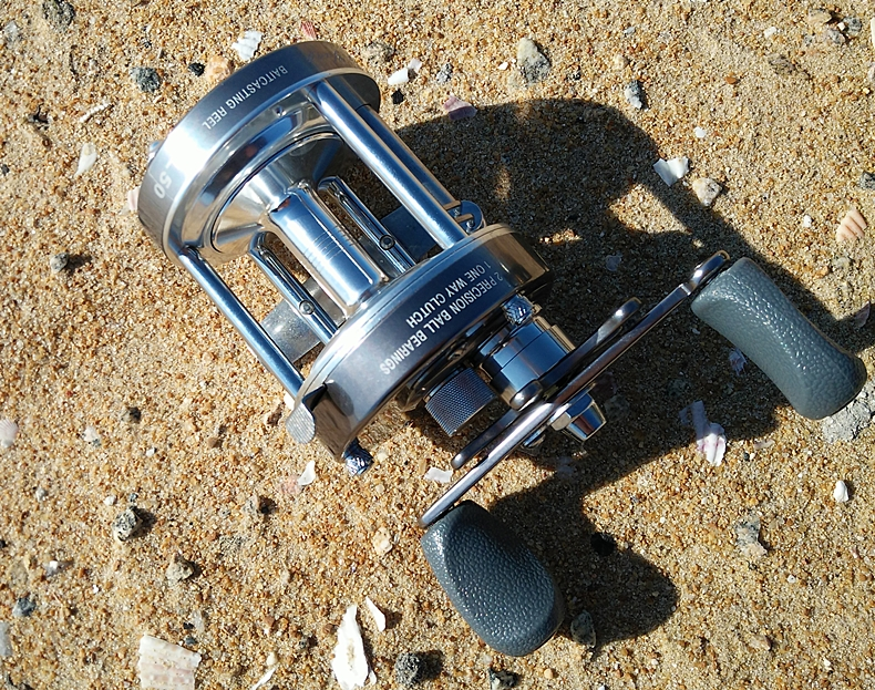 carretel de pesca trolling cl20 30 40