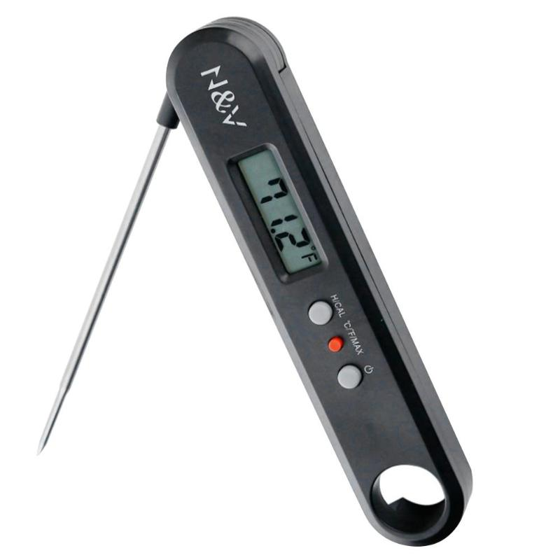 Digital Thermometer Electronic Probe Kitchen Probe Home Food Cooking Supplies