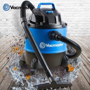 Image 1 - Vacmaster бытовые вакуумные очистители, мокрый сухой пылесос для дома, 3 в 1, ручная стирка, пылесборник