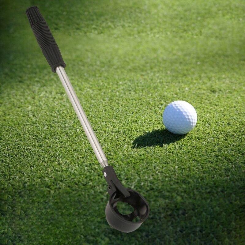 Golf Equipment 2M Golf Ball Retriever Device Automatically Portable Telescopic Pick Up Ball Retriever