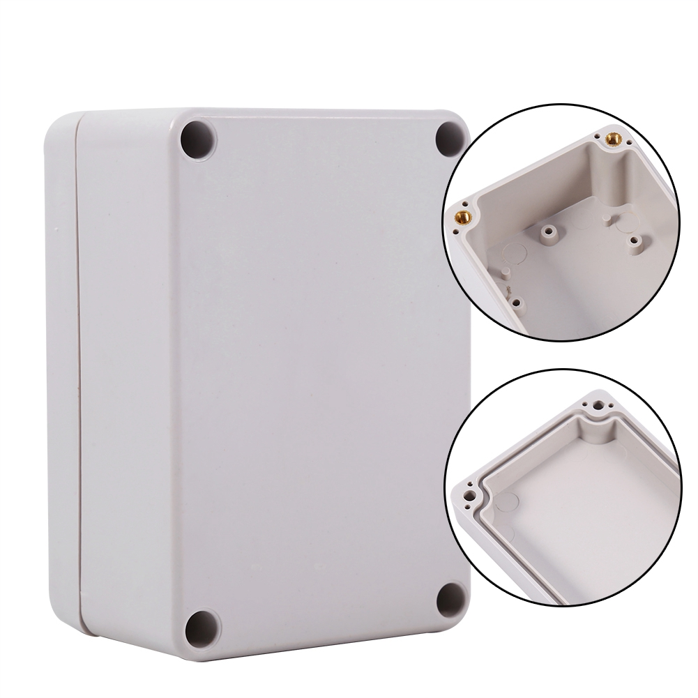 Waterproof Junction Boxes Connection Outdoor Waterproof Electrical Enclosure Connection Box Outdoor Waterproof Enclosure Case
