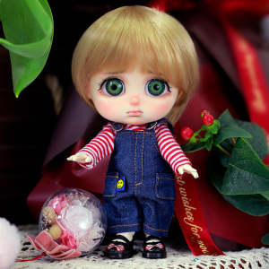 Image 5 - Dollbom Pitty 1/8 BJD SD Dolls Boy Girl Toys For Birthday Xmas Gift