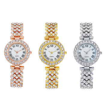 2019 women watches luxury diamond rose gold ladies magnetic bracelet watch for woman clock relogio feminino