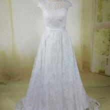 Дешевое шифоновое пляжное бальное платье из Китая элегантное без бретелек свадебное платье размера плюс ТРАПЕЦИЕВИДНОЕ свадебное платье