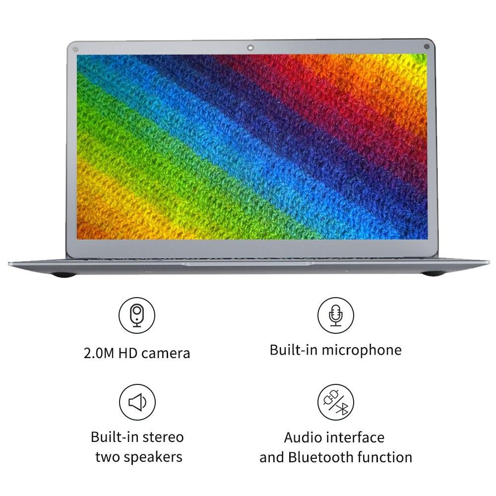 NEW Jumper EZbook X3 Notebook 8GB 128GB 13.3 inch 1920*1080 IPS Screen Intel N3450  Ultra  Slim laptop Win10  2.4G/5G WiFi-3