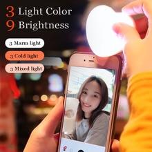 Selfie Ring Light Photography Led Rim of Lamp Photo Ringlight Led Selfie Ring Light Phone Ringlight for Live Video Streaming