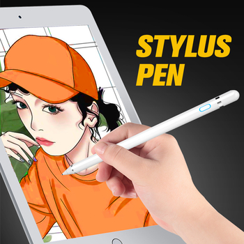 FONKEN Active Stylus Touch Pen For Ipad 7 11 Pro Pencil Smart Pen For Apple Tablet Pencil Capacitive Screen Pencil For Samsung