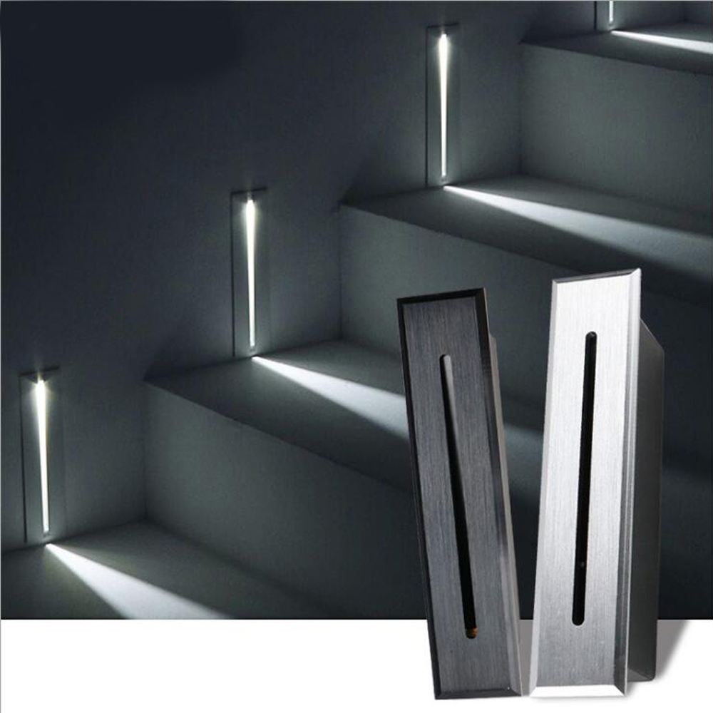 Stair Lights Indoor Recessed Dinici