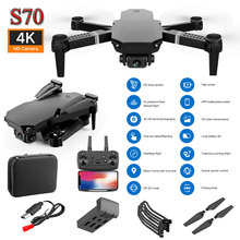 S70 Drone FPV Rc-Quadcopter-Toys Dual-Camera New 1080p HD 4K ZITY Real-Time-Transmission