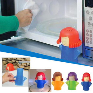 Microwave Cleaner Easily Cleans Microwave Oven Steam Cleaner Appliances for The Kitchen Refrigerator cleaning Christmas gifts