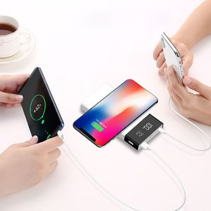 Image 4 - New 6x 18650 Battery DIY Qi Wireless Charger QC3.0 USB Type C PD Power Bank Box Case