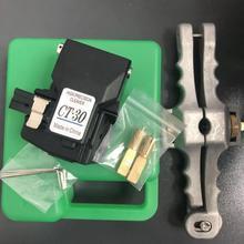 Fiber cleaver CT 30 CT 30A Optical fiber cutting knife+SI 01 Longitudinal Opening Knife Sheath Cable Slitter