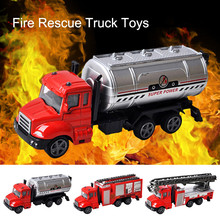 1:64 Alloy Diecast Barreled Garbage Carrier Truck Waste Material Transporter Vehicle Model Hobby Toys For Kids#p4