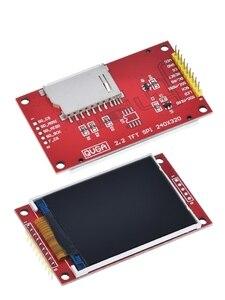 Image 3 - Smart Electronics 2.2 Inch 240*320 Dots Spi Tft Lcd Seriële Poort Module Display ILI9341 5V / 3.3V 2.2 240X320 Voor Arduino Diy