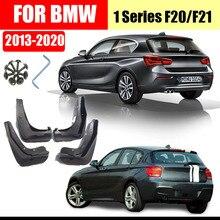 Брызговики для BMW 1 серии F20 клавиши F21 брызговики крыло лоскут брызговик Крылья accesspries автомобиля на передние задние 4 шт