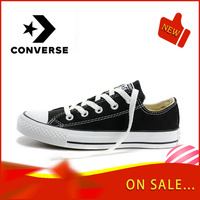 Converse Unisex Men and Women Skateboarding Shoes Outdoor Casual Classic Canvas Anti Slippery Sneakers Low Top Designer 101001