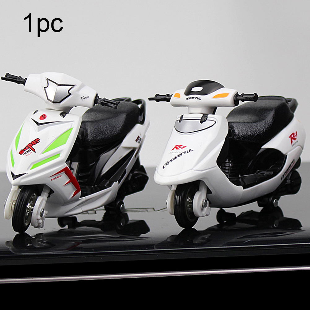 1/18 Children Hobby Home Decor Inertia Control Collection Office Metal Simulation Gifts Desktop Mini Ornament Motorcycle Model