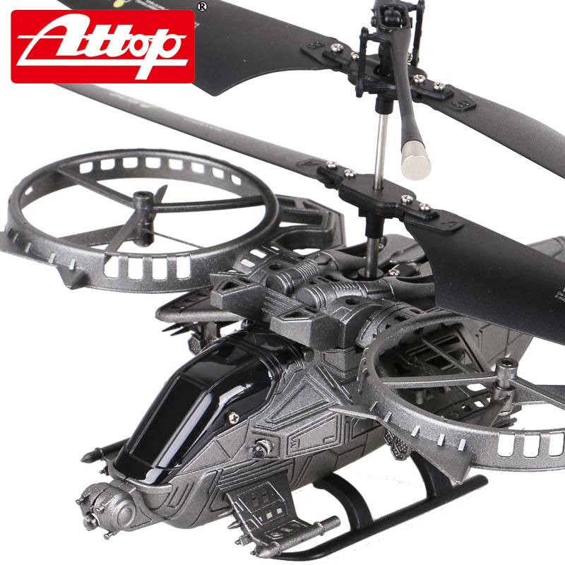 New Arrivals LARGE ATTOP YD713 Avatar  3.5ch Remote Control Helicopter GYRO YD-718 Rc Helicopter Children  Kid Toy