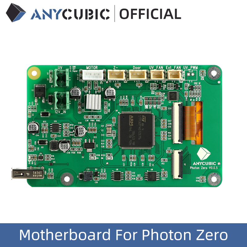 ANYCUBIC 3D Printer Accessories, Motherboard For Photon Zero