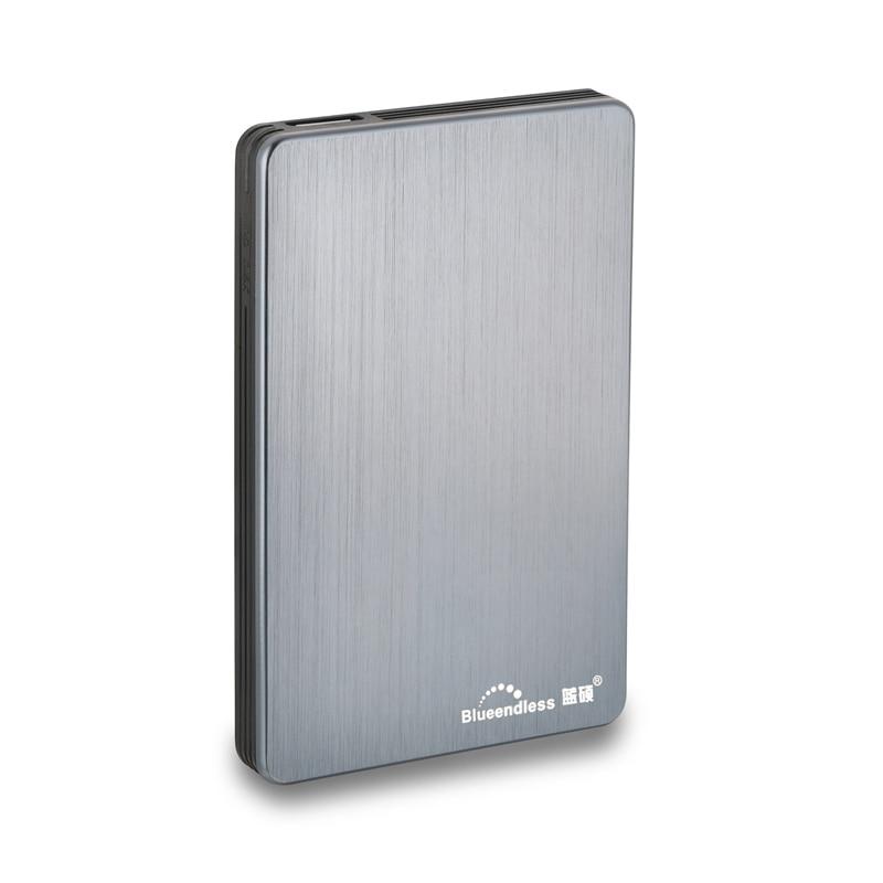 Disco duro externo portátil Blueendless USB 3,0 HDD 2,5
