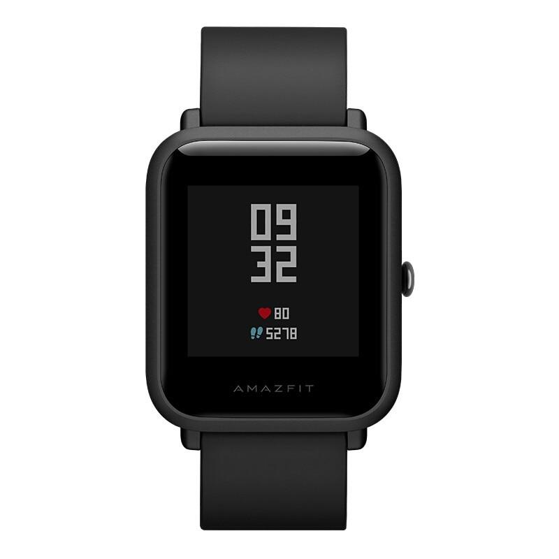 Huami Xiaomi AMAZFIT Smartwatch con Corning Gorilla Glass Schermo Impermeabile Heart Rate Monitor di Dormire Geomagnetici Sensore GPS D20 - 3