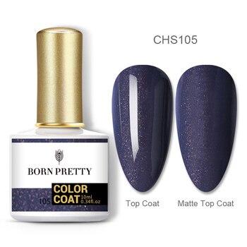 BORN PRETTY Nail Gel 120Colors 10ml Gel Nail Polish Soak Off UV LED Gel Varnish Holographics Shining Nagel Kunst Gellack 15