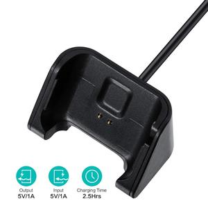 Image 3 - Zapasowa ładowarka magnetyczna USB do Xiaomi Huami Amazfit Bip Youth A1608 Model Smartwatch ładowarki szybka ładowarka kołyska