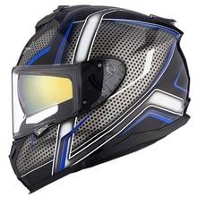 GXT Motorcycle Helmet Carbon Fiber Full Face Moto Helmets Do