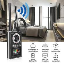 K88 wielofunkcyjny bezprzewodowy detektor sygnału RF Bug Finder sygnał GPS obiektyw RF Tracker wykryj kamera bezprzewodowa Finder