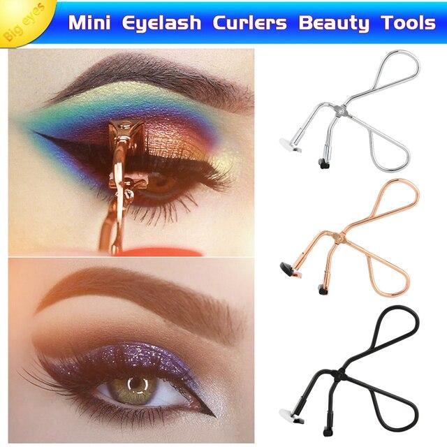 2019 New Eyelash Curler Make Up Tools Eyelash Curler Beauty Tool Eye Lashes Makeup eyelash tweezers Wholesale 4